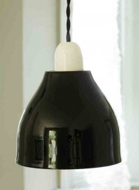 Domino bbb Bone China lamp by Kathleen Hills