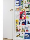 Wallpaper panel My books by Marina Vandel for the Collection Editions