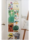 Wallpaper Panel Jardin d'Hiver by Marina Vandel for the Collection Editions