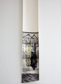 Panneau de papier robe Tatanaka par Deb Bowness