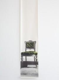 Trompe l'oeil wallpaper ChoCho Chair by Deborah Bowness
