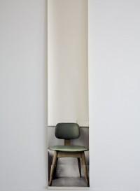 Panneau de papier chaise Gerald's Chair par Deb Bowness