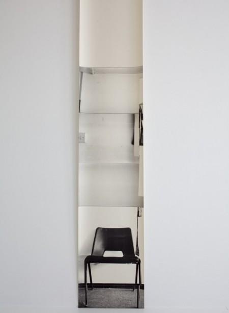 Panneau de papier chaise Day Too Chair par Deb Bowness