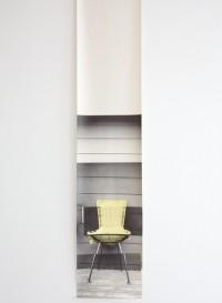 Trompe l'oeil wallpaper NZ Chair by Deborah Bowness