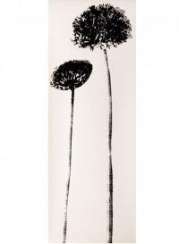 Flowerie Coolie lamp