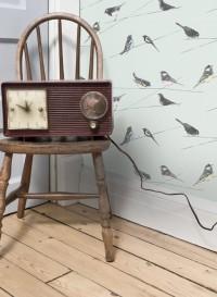 Garden Birds wallpaper