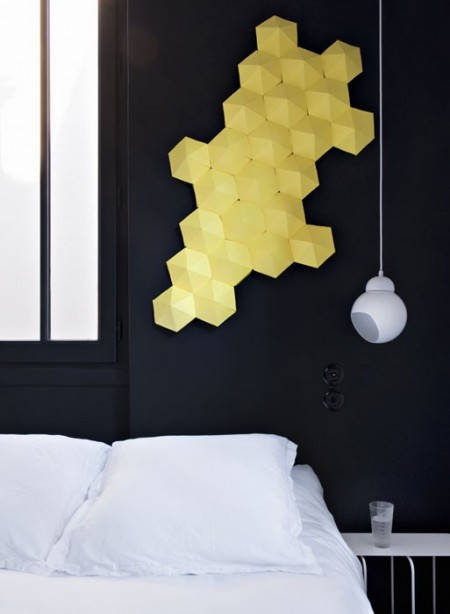 Module 6, 3d wallpaper by Mathilde Nivet for the Collection Editions