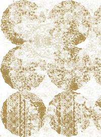 Papier-peint évolutif Lace doré par Lene Toni Kjeld