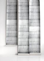 Papier peint de Deborah Bowness - Breeze Block