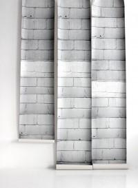 Breeze Block wallpaper by Deborah Bowness