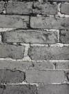 Brick wall wallpaper by Deborah Bowness