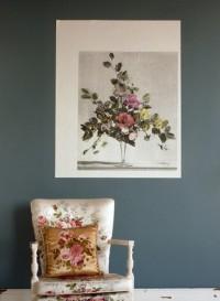 Papier Peint Floral Arrangement de Deb Bowness 'Gay Flowers'