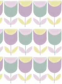 Purple Tulip wallpaper by Inke