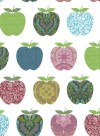 Papier peint Fruits mulitcolores par Inke