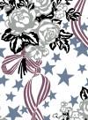 Galaxy Bouquet papier peint par Eley Kishimoto