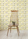 'Pop' wallpaper designed by Mini Labo and produced by the Collection