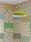 Papier peint patchwork de Mini Labo edité par the Collection
