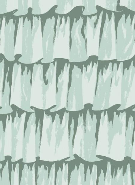 Frills papier peint par Eley Kishimoto
