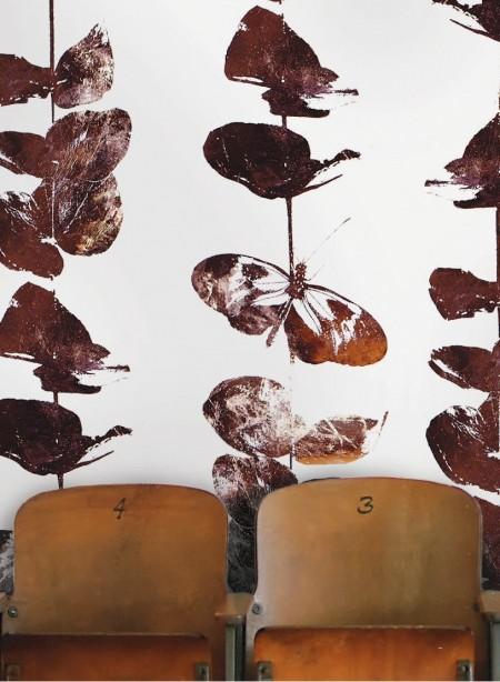Copper wallpaper Columbia Copper