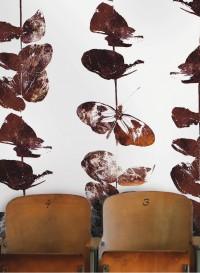 Columbia Road Copper wallpaper