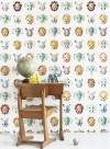 Wild Animals wallpaper by Studio Ditte