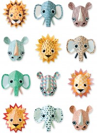 Wild animals papier peint
