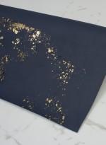 Igneous navy wallpaper