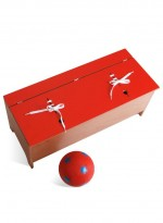 Flapjack, double shoebox by Sebastian Bergne for the Collection Editions