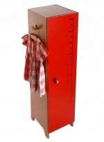 Flapjack, coat cupboard by Sebastian Bergne for the Collection Editions