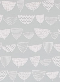 Allsorts Nordic grey wallpaper by Missprint