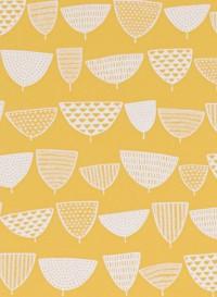 Allsorts Mellow yellow wallpaper by Missprint