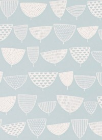 Allsorts Lincoln pale blue wallpaper by Missprint