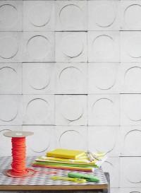 Paris Marble trompe l'oeil wallpaper