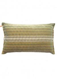 Cotton velvet small diamond cushion