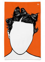 Cotton Tea towel - Bjork