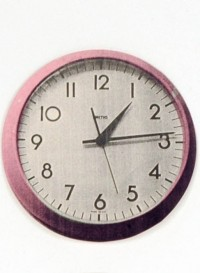 1.15 p.m wallpaper clock kit