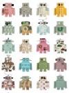 Robot, papier-peint robots par Studio Ditte