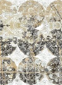 Lace transitional wallpaper by Lene Toni Kjeld