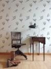 Papier-peint oiseaux Gannet + Gargany par Edwin Collins