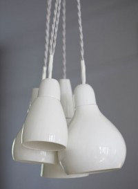 24/12 Pendant lamp designed by Kathleen Hills