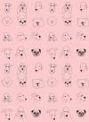 Cats Wallpaper designed by Eliza Fricker