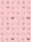 Papier-peint enfant Dogs par Elisa Fricker