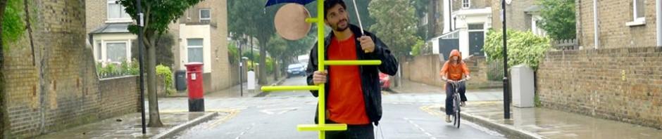 Cameroni in rain
