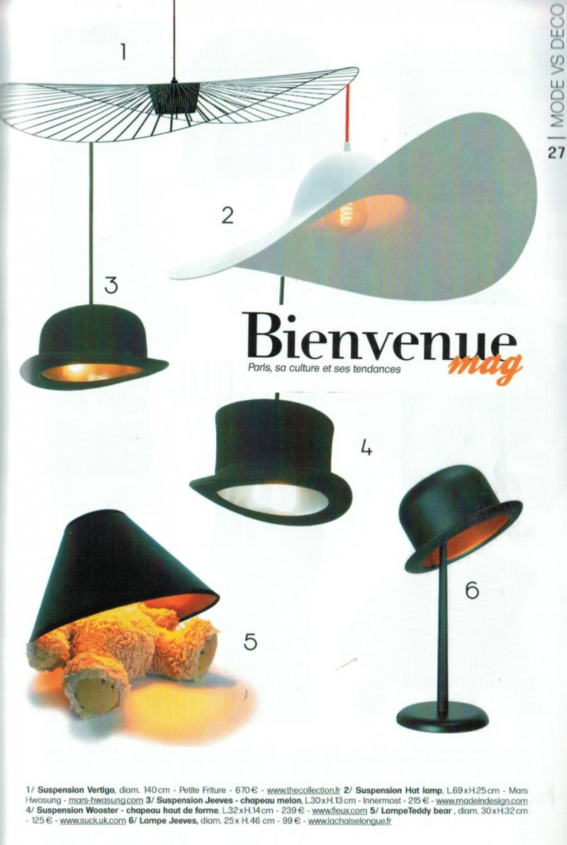 Bienvenue Magazine – November 2013