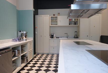 cours de cuisine avec l 39 atelier des sens lyon the collection. Black Bedroom Furniture Sets. Home Design Ideas