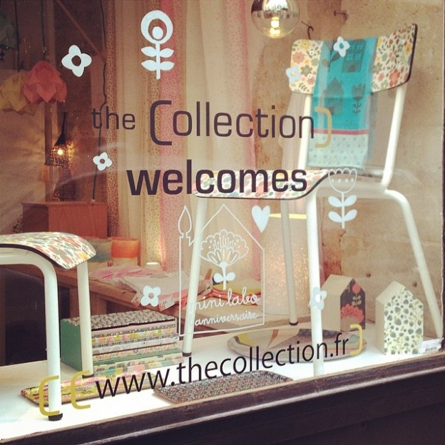 the Collection welcomes Mini labo