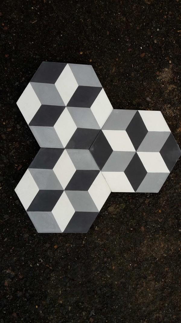 Carreau-ciment du Marais
