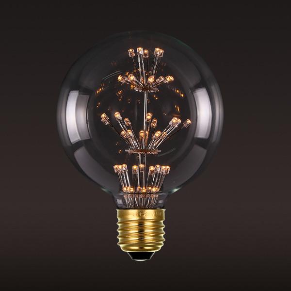 Ampoule 3W LED rétro Vintage Incandescent lumière by Edison bulbsE14-E27