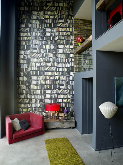 résidence privée-atelier Abigail Ahern-Deborah Bowness