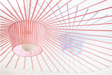 Suspensions vertigo by Constance Guisset pour Petite Friture -éeédition speciale 5 ans- D200 cm (795€)